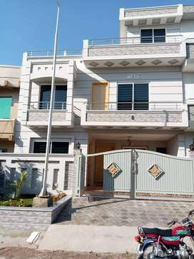Sun Face 30x60 Brand New House For Sale In G13/2
