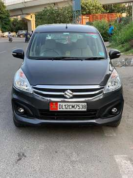 Maruti Suzuki Ertiga Vxi CNG, 2018, CNG & Hybrids