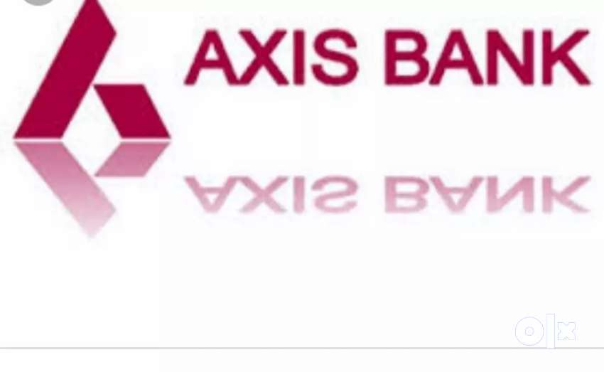Urgent requirement for axis Bank 0