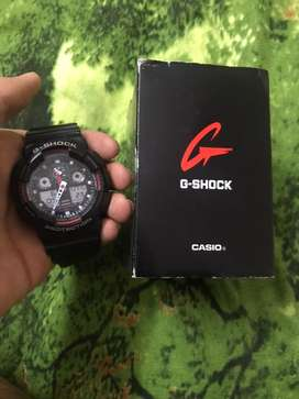 Gshock wrist watch