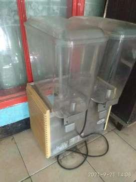 Dispenser juice