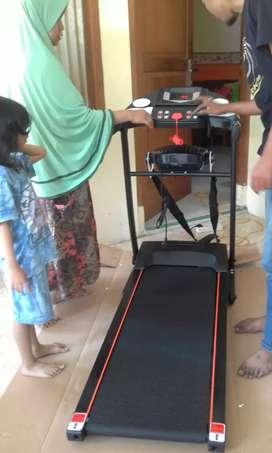 5 fungsi treadmill elektrik fammax 60 lamfitt