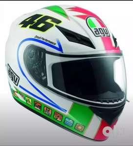 AGV Helmet Valentino Rossi brand new never used