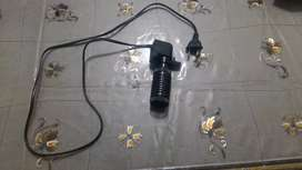 Water cleaning motor