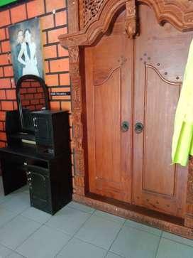 Tanah LUAS Rumah MEWAH Ada Ruang Karaoke, 3km dari Jalan Wates. SF4682