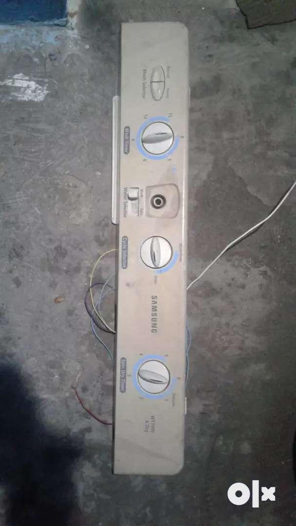 Washing machine timer switch 0