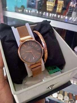 Jam tangan wanita Daniel Wellington magnetic