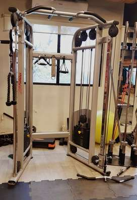 Life Fitness Cable Crossover Machine