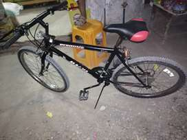 Imported cycle used