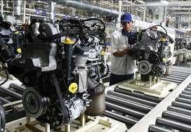 125 OPERATOR, ENGINEER,HELPER REQUIRED IN MARUTI MANUFACTURER PLANT
