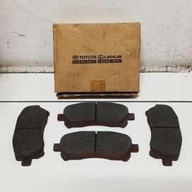 Kampas brake pad rem depan Toyota Avanza rush daihatsu xenia terios