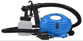 Ganesh Portable Spray Painting Machine Heavy Duty Paint Multiple Acces