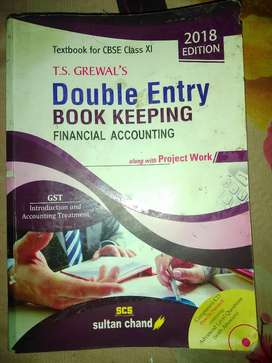 T S grewal's accounts book 11th class