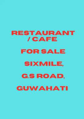 Cafe/Restaurant in Sixmile for sale. Prime location.