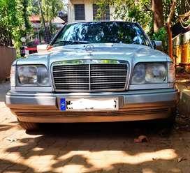 Vintage W124 in excellent condition