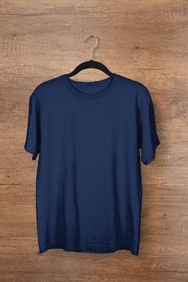 Buy any Plain Cotton T-shirt just for Rs 200/-