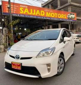 Toyota Prius S Package Cruise Control Verifiable Auction Sheet