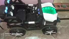 Kids Remote/Manual Control car
