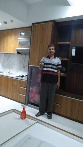fullset kitchen set dapur minimalis multiplek DAP