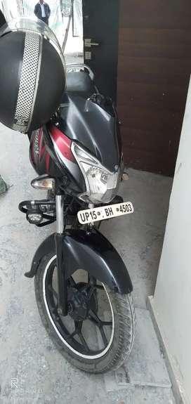 November 2013 new condition bike