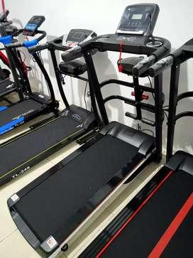 Treadmill listrik Best seller Ready bisa COD