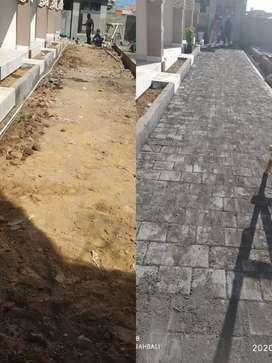 Paving block|Paving Rumput|Jasa Pasang|Murah Berkualitas