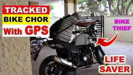 Motorcycle GPS Trekar LIFE TIME NO FEE موبائل کنٹرول pta approved