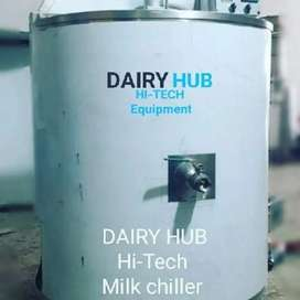Milk chiller pouch packing machine semi auto fully automatic