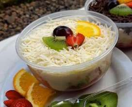 Salad buah freshPREMIUM  ( 450ml )
