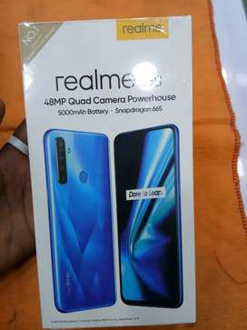 Realme 5s 4gb 64gb seal piece exchange offer available
