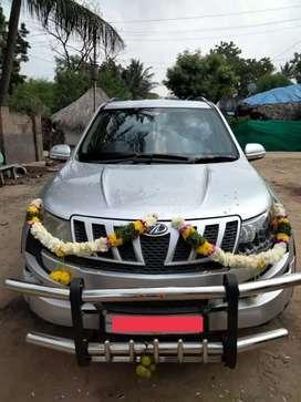 Mahindra XUV500 2011