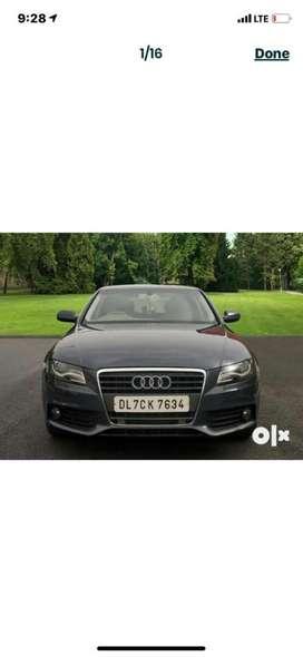 Audi A4 2.0 35 TDI Premium Sport, 2011, Diesel