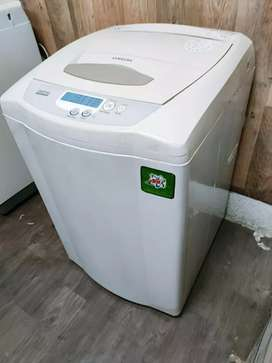 SAMSUNG FULLY AUTOMATICALLY TOP LOAD WASHING MACHINE