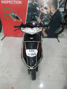 Good Condition TVS Scooty Teenz with Warranty |  2912 Jaipur