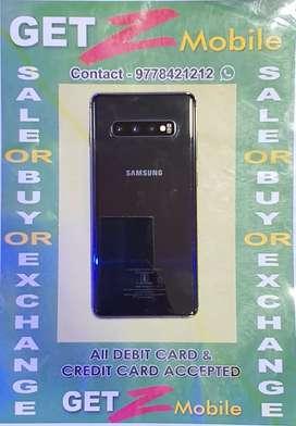 Samsung Galaxy S10 plus Prism Black 8/128 GB