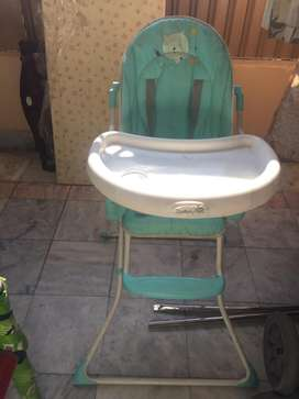 Baby chair imported
