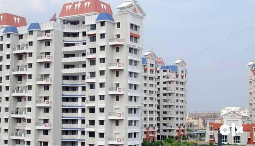 1bhk Flat For Rent In Dreams Aakruti 0
