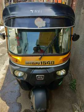 Bajaj Auto Rickshaw selling with permit