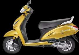 Honda Activa Dlx BsVI Brand New pay Rs. 4999/-