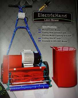Electric Hand lawn mower