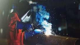 urgent vacancy welder & fitter