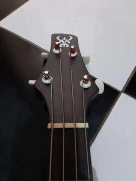 Bass electric custom handmade
