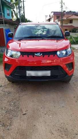 Mahindra KUV 100 G80 K2, 2019, Petrol