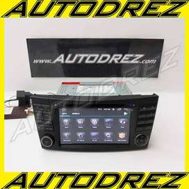 Head Unit Android 10 Mercy E-Class W211 thn 2002 - 2007 Tercanggih