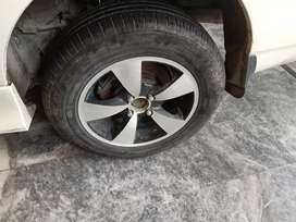 Only Tyres for sale 80 plus condition