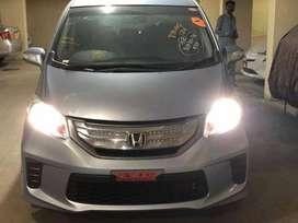 Honda Freed 2013 On Easy Monthly Installment