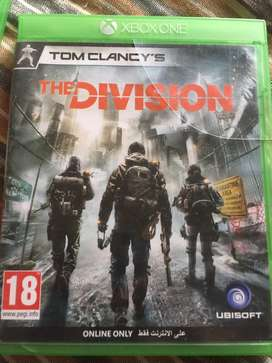 Tom clancy the division for xbox one