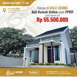 Dijual Cepat!! Rumah siap huni di Bale Agung Plumbon, Potongan 55 Juta