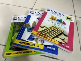 Std. 10th assorted Books  (New syllabus) in 50% discount