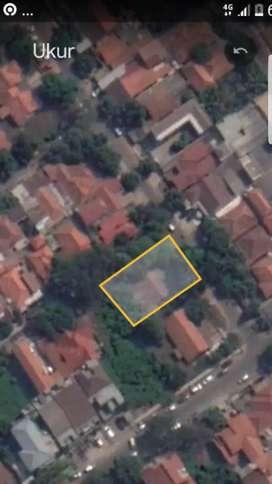 Dijual Tanah 2.3M ditengah kota karawang